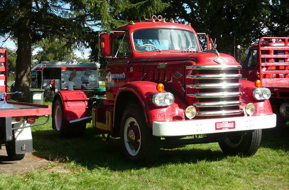 American truck historical society Australia